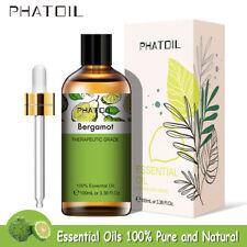 Bio Ätherische Öle Bergamotteöl 100ml - 100% rein naturreines, Therapeutisches