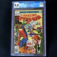Amazing Spider-Man #170 (1977) 💥 CGC 9.4 💥 35 CENT PRICE VARIANT - RARE! Comic