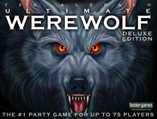 Ultimate Werewolf: Deluxe Edition - Board Game - Brand New - Free Shipping!