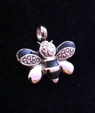 Bumble Bee Cremation Pendant Ashes Urn Memorial Keepsake Loved One Cancer