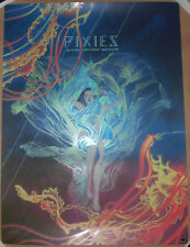 The Pixies 2018 Mansfield MA Poster Screen Print Kevin Tong Signed AP Numbered