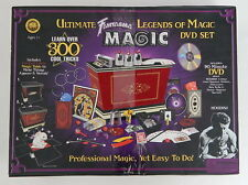 Fantasma Ultimate Legends of Magic Dvd Kit Over 300 Tricks Complete  R10874