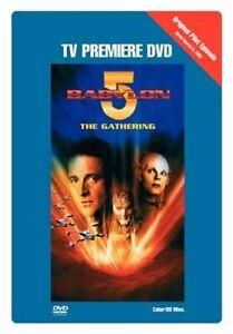 BABYLON 5 - THE GATHERING (PILOT TV PREMIERE) NEW DVD