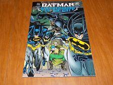Batman: Brotherhood Of The Bat TPB (1995) First Printing - Jim Balent, G. Nolan