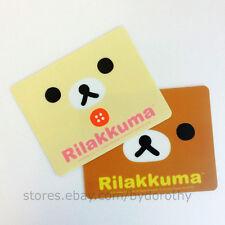 1pcs Cute Kawaii Rilakkuma Bear Mouse Pad Room Desk Accessory San-x Official