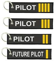 Keychain Key ring keyring insert before flight pilot follow met remove aircraft