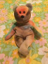 Garcia Bear #4051 Ty Grateful Dead Beanie Baby - Great Colors!