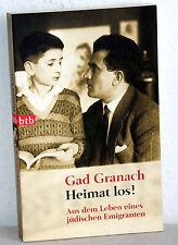 GAD GRANACH - Heimat los! - Hilde Recher