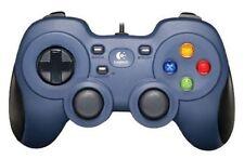 Logitech F310 Gamepad - Blue/Black