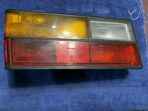 1991 Classic Saab 900 Left Taillight Light Lens Sedan Convertible OEM 8585853