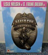 The Naked Gun Trilogy DVD
