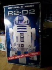 Hasbro/Industrial Automation Star Wars Interactive R2D2 Robot/Droid Collectable