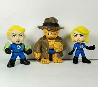 Funko FANTASTIC FOUR Mystery Minis THING TARGET EXCLUSIVE SET Bobblehead Figures