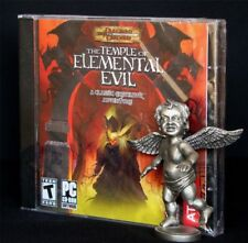 The Temple of Elemental Evil PC Game NEW FACTORY SEALED CD Case
