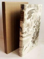 THE NATURAL HISTORY OF SELBORNE Gilbert White illus box Folio Society 1962
