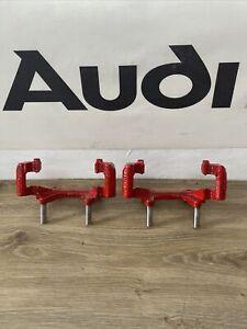 AUDI TT MK1 98-06 8N 312MM FRONT BRAKE CALIPER CARRIERS VW / SEAT /SKODA UPGRADE