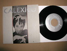 """Calexico - Lacquer / Drape 7"""" All City Tucson 1996 Unplayed Giant Sand"""