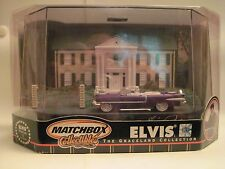 ELVIS GRACELAND COLLECTION 1956 CADILLAC ELDORADO BIARRITZ 2000 MATTEL