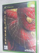 Spider-man 2 Original Xbox PAL Version