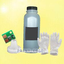 Toner Refill Kit 120g For Lexmark E230 Toner E234TN E240TN with RESET CHIP