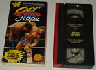 wwe WWF OFF THE TOP ROPE ~ 1995 Coliseum Video vhs in box; Bret-Owen Steel Cage