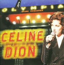 L'Olympia Live by Céline Dion (CD, Nov-1994, Sony)