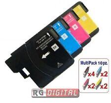 10 Cartucce COMPATIBILI Epson  S22 SX125 Sx130 Sx230 Sx235W SX420W SX425W