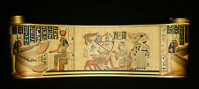 05933-10) 1 Rolle Tapeten Bordüre Borte ÄGYPTEN Gold 5m