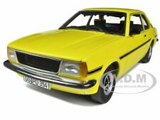 OPEL ASCONA B SR YELLOW / SIGNALGELB 1/18 BY SUNSTAR 5384