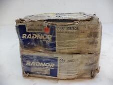 NEW RADNOR .035 '' 308/308 WELDING WIRE 60LBS SPOOL 64004426