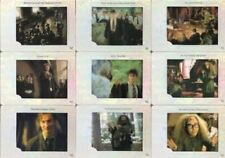 Harry Potter Prisoner of Azkaban Rare Filmcardz Chase Card Set 9 Cards