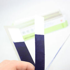 2-Side Blue 10 sheet 20book Practical Articulating Paper Soft Thin Strips Dental