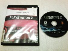 Ps3 inFamous 2, Tested & Works!