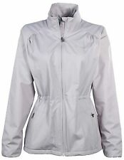 NWT Columbia Womens Spring Morning Jacket Gray Size S/P Retail $70.00
