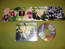 Bakers Pink RARE 1993 IMPORT CD Matt Chamberlain (Pearl Jam) Franano (The Front)