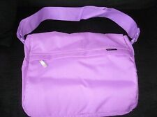 Baby Nappy Changing Bag inc Change Mat Purple new