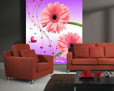 3D Romantic flowers 32 Wall Paper Print Wall Decal Deco Indoor Wall Murals