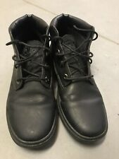 Timberland Black Shoes Chukka Boots Earthkeepers Size 7.5