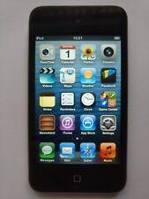 Apple iPod táctil 4th generación (Late 2010) Negro (8GB) número de modelo A1367