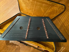 Dusty Strings Apprentice Hammered Dulcimer with case and adjustable wooden stand