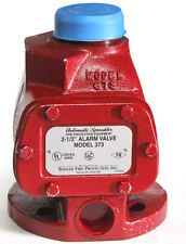"2-1/2"" Alarm Check Valve Automatic Sprinkler Model 373, Kidde Fire #8373250"