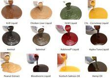Carp Liquid Foods Additive Range ,  Booster , Flüssiglockstoffe Karpfen
