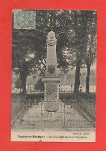 Nogent De Bassigny - Monumento Del Doctor Flammarion (K4244)