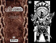 The Batman Who Laughs #1 Yesteryear Comics B/W Jason Fabok variant set