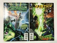 GREEN LANTERN #20 (2013), JUSTICE LEAGUE #31 (2014) | 1ST FIRST JESSICA CRUZ