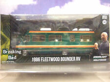 Fleetwood Bounder RV Breaking Bad 1986 - Greenlight Collectibles 1/43