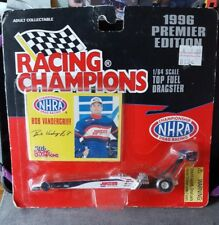 RACING CHAMPIONS BOB VANDERGRIFF 1/64 SCALE TOP FUEL DRAGSTER NHRA CHAMPIONSHIP