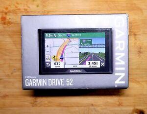 """Garmin Drive 52 5"""" GPS Navigator (0100203606)"""