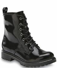 Women's Lace Up Military Boots