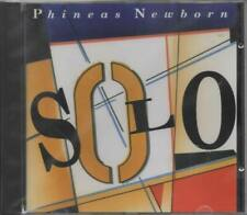 Phineas Newborn Solo CD NEU Stompin At The Savoy Easy Living How High The Moon